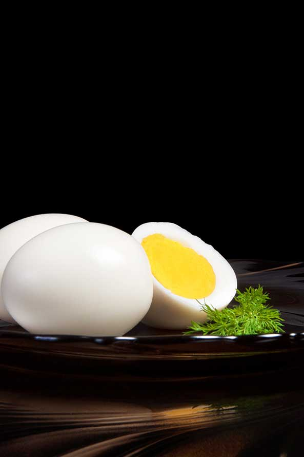 Brochette Veggie a l'œuf