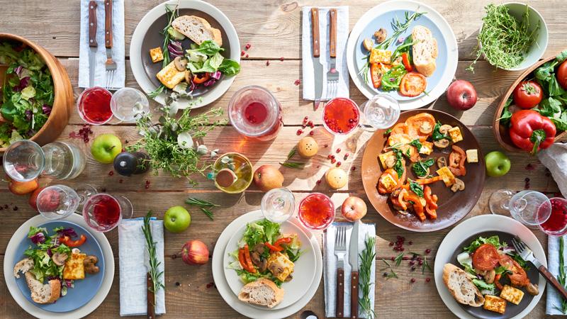 Repas sains methode lev diet