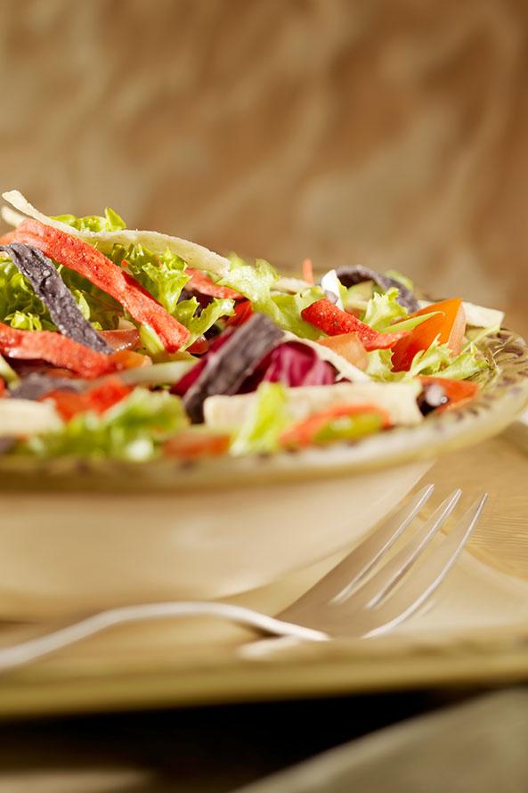 Salade Taco Végétarienne