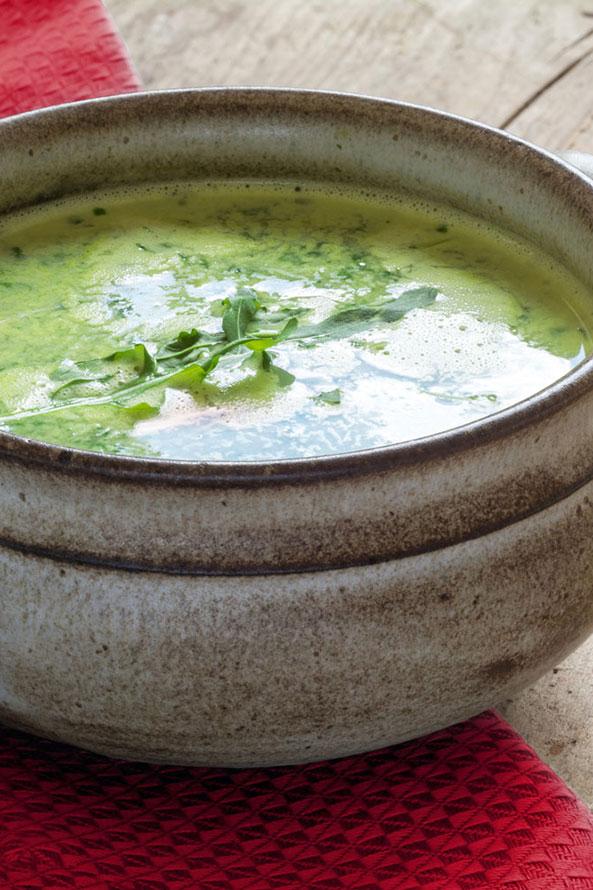 Recette Lev Diet Soupe au Cresson