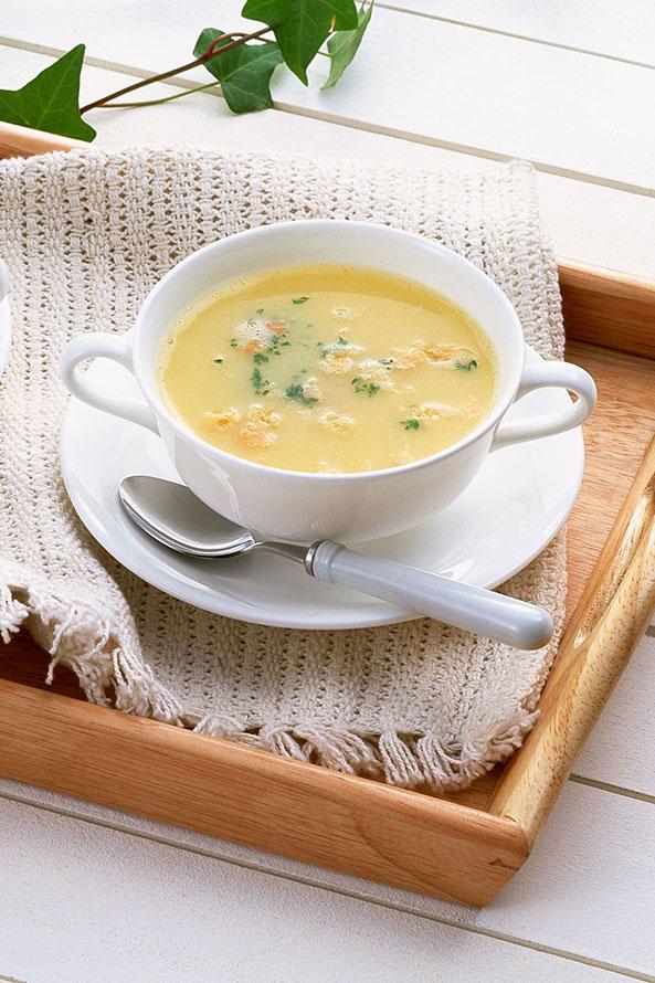 Recette Lev Diet Soupe à l'Oignon