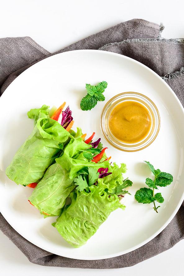 Recette Lev Diet Wrap Laiture