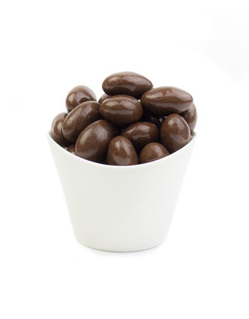 Amandes avec Chocolat au Lait