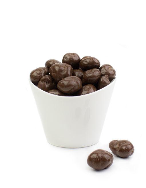 Canneberges avec Chocolat au Lait